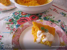 Суфле из моркови и творога