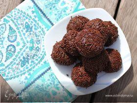 Бразильские конфетки Бригадейро