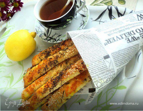 Хлебные палочки «Уголок Франции»