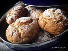 Медово-финиковое печенье