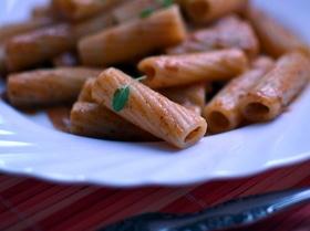 Тортильони с ароматическими травами (Tortiglioni agli aromi)