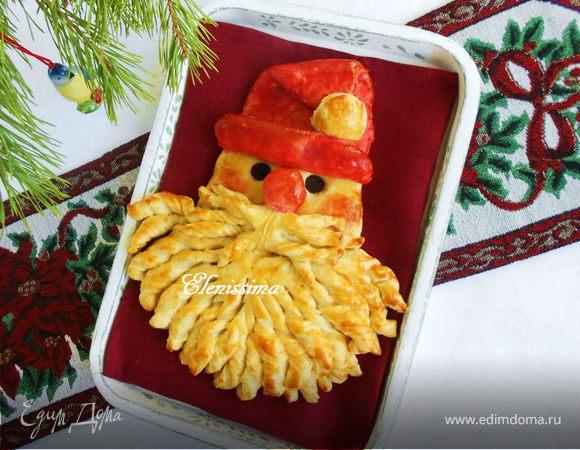 "Хлеб ""Золотой Дед Мороз"""