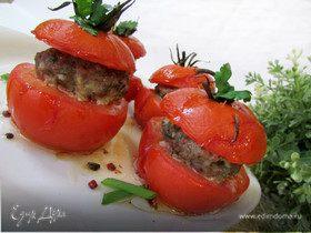 Гамбургер в помидорке