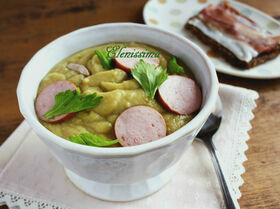 Суп гороховый (голландский Snert)