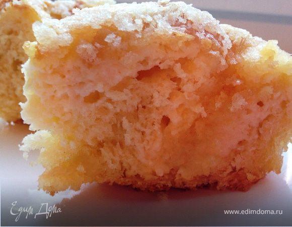 Безумно вкусный сахарный пирог
