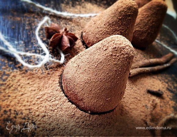 Творожные трюфели