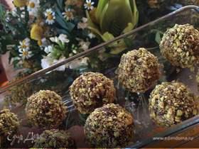 Сыроедные диетические конфеты