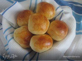 Молочные булочки (Panini al latte)
