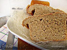 Греческий гороховый хлеб