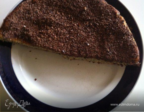 Ореховый тортик