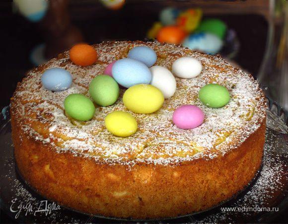 Пасхальный неаполитанский пирог (Pastiera Napoletana)