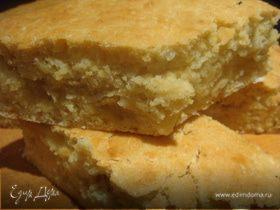 Кукурузный пирог (постный)