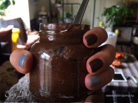 Ленивый шоколадный мусс из авокадо