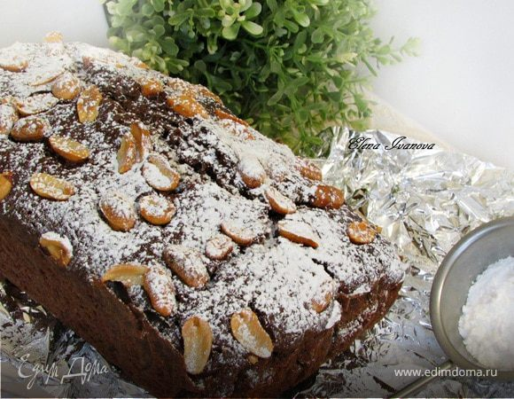 Острый шоколадный кекс