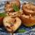 Запеченные груши с миндалем и корицей