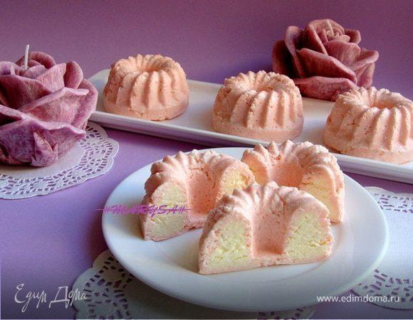 """Творожный десерт """"Умный и волшебный"""""""