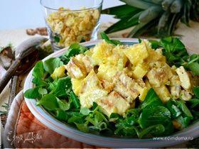 Куриный салат (Insalata di pollo)