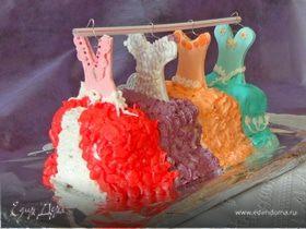 """Торт """"Для маленьких принцесс"""""""