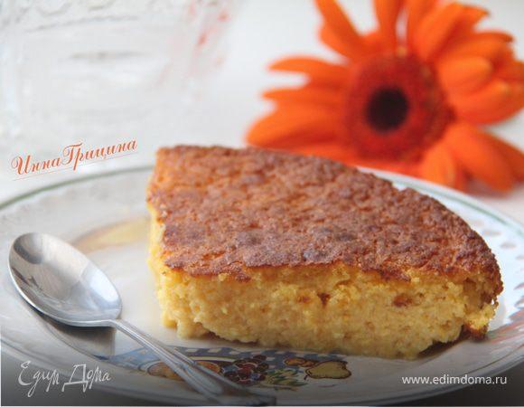 Бразильский пирог из кукурузы (Bolo de Pamonha)