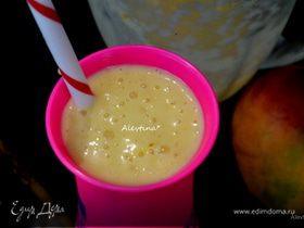 Индийский напиток из манго
