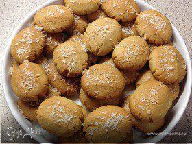 Шекерпаре - восточное печенье