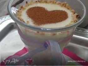 Фруктово-молочный десерт (Meyveli muhallebi)