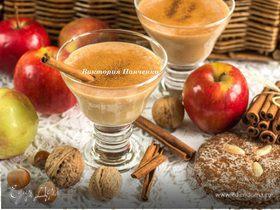 Смузи «Яблочный пирог»