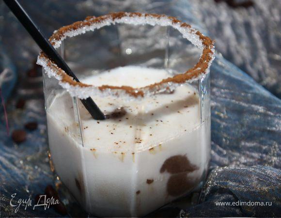 Ледяной кофе в жаркий день (Chocolat d'Eté, Frais et Gourmand)