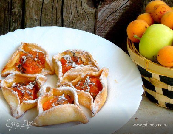 Галеты с абрикосами и тимьяном