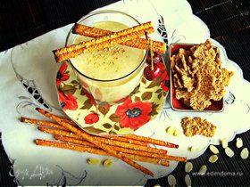 Коктейль творожный к завтраку