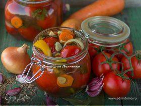 Ассорти с помидорами