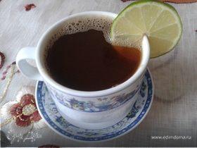 Медово-лаймовый кофе