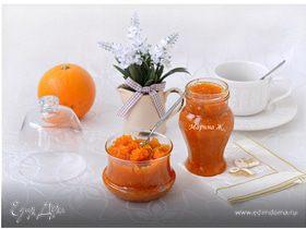 Морковно-цитрусовое варенье