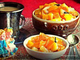 Варенье из апельсиновых корочек с имбирём
