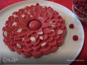 Малиновый торт-мусс