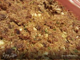 Мясной пирог с ближневосточными специями (по мотивам Kibbeh)