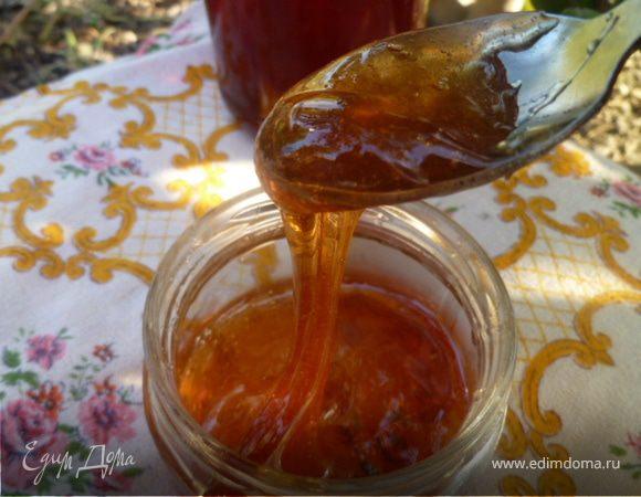 Яблочное желе с кусочками груши – кулинарный рецепт