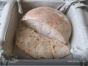 Цельнозерновой английский хлеб