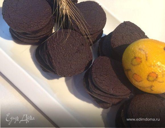 Шоколадное печенье (Chocolate Wafers)
