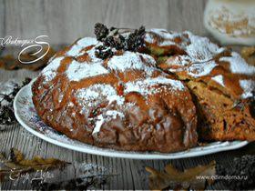 Французский деревенский пирог с мёдом