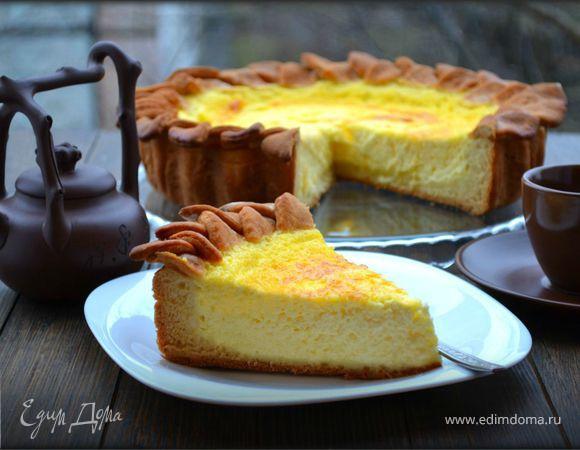 """Сметанный пирог """"Утро доброе"""""""