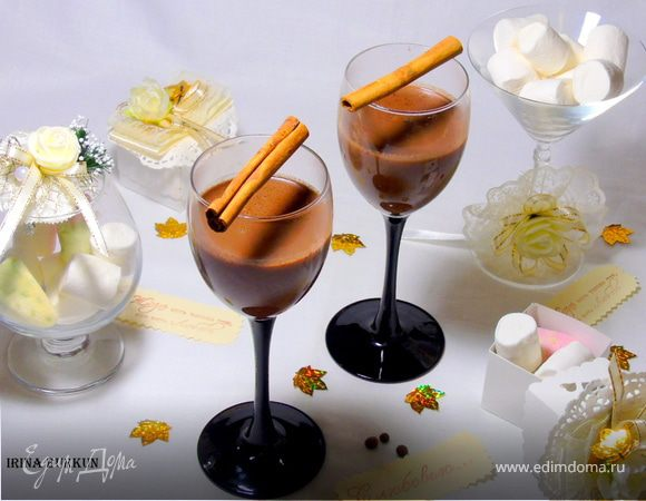 Шоковейн (глинтвейн с шоколадом)