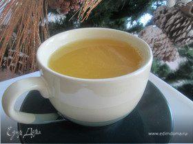 """Апельсиновый чай с коньяком """"Парижские тайны"""""""