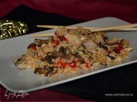 Курица в китайском стиле