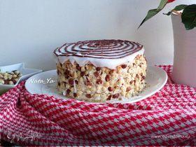 Торт «Эстерхази» от Карла Шумахера