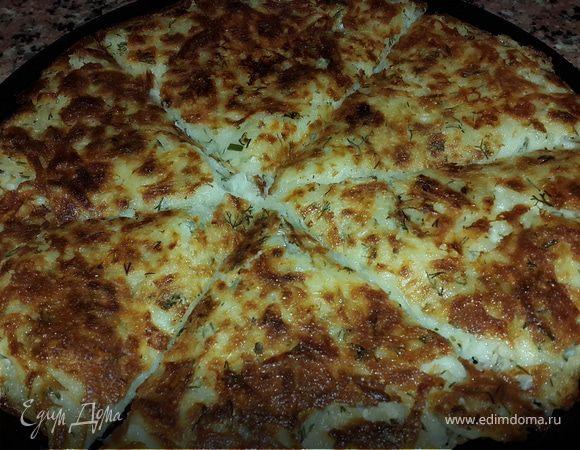 Рёшти с сыром