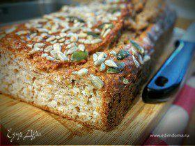Белково-творожный хлеб