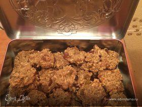Овсяное печенье (постное)
