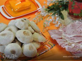 Батбуты (batbouts) — миниатюрные марокканские лепешки