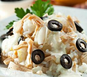 Закуска с кальмарами «Черно-белое кино»